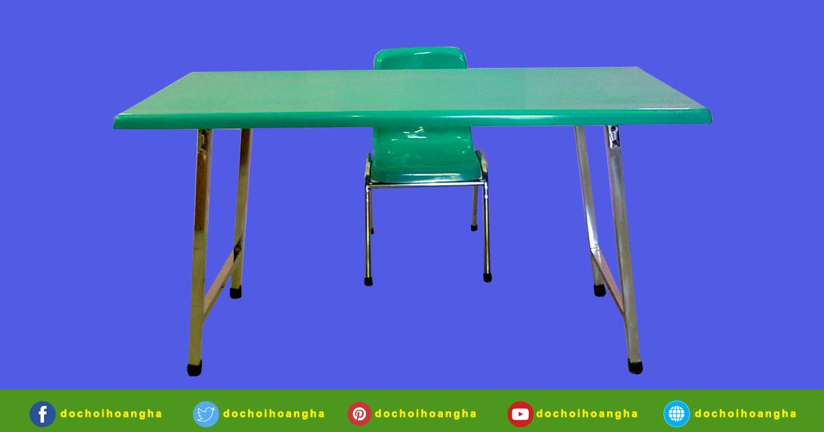 nên chọn bàn ghế nhựa composite, chân bằng inox của chúng tôi