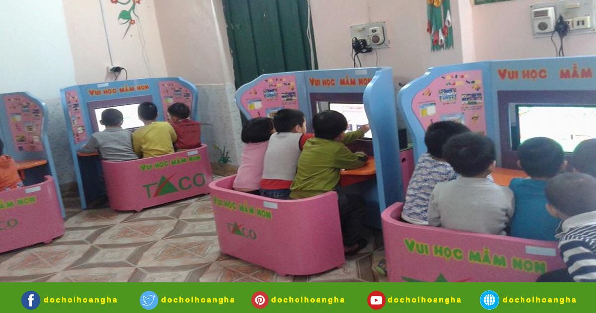 Kidsmart là một chương trình trên phần mềm hỗ trợ cho các hoạt động  giáo dục