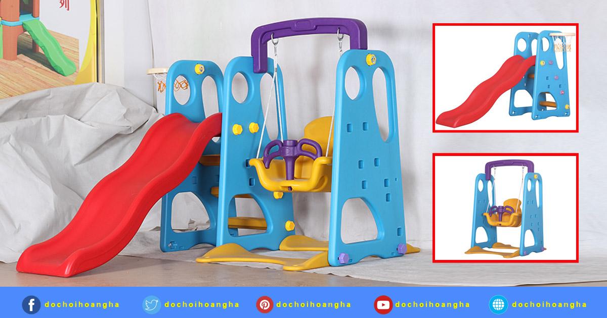 Cầu trượt cho bé | Cầu trượt trẻ em chất lượng cao giá tốt nhất