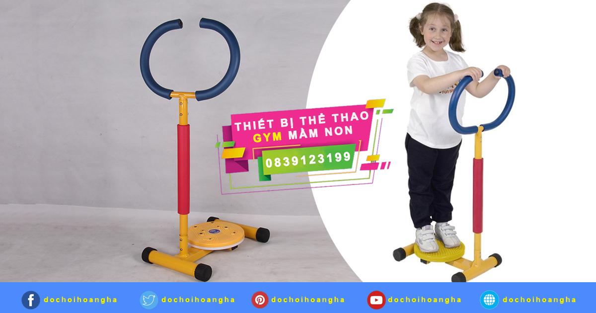 Dụng cụ thể thao cho trẻ em được phổ cập ở các trường mầm non, mẫu giáo Hoặc khu vui choi trẻ em