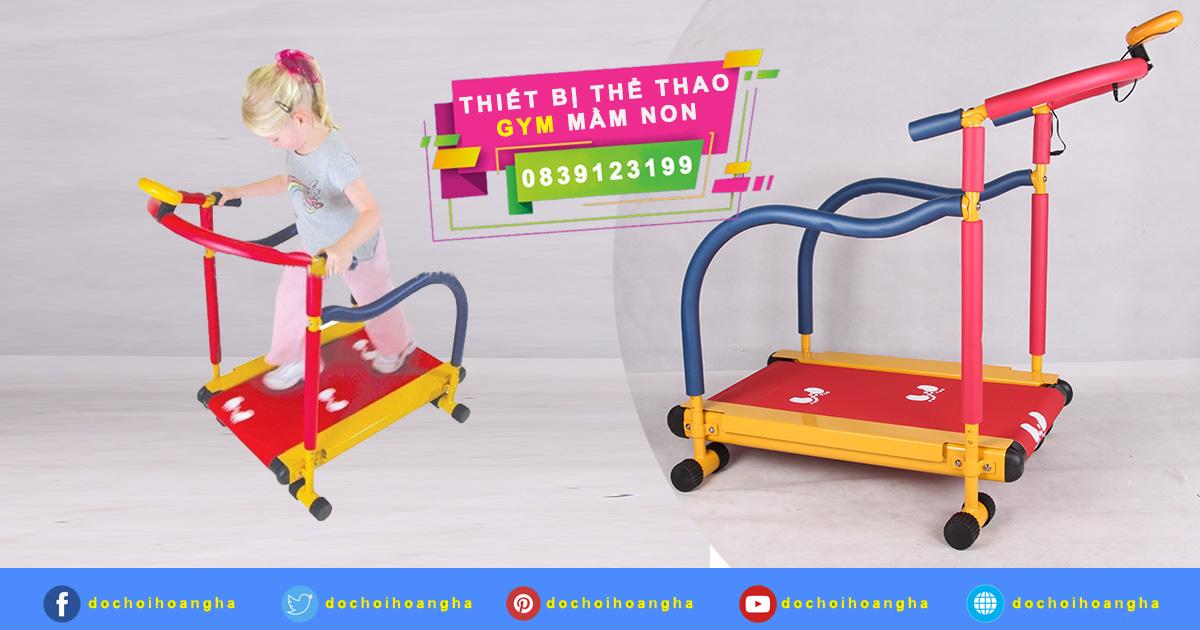 Sân chơi thể thao cho trẻ mầm non đang dần phổ biến ở Việt Nam