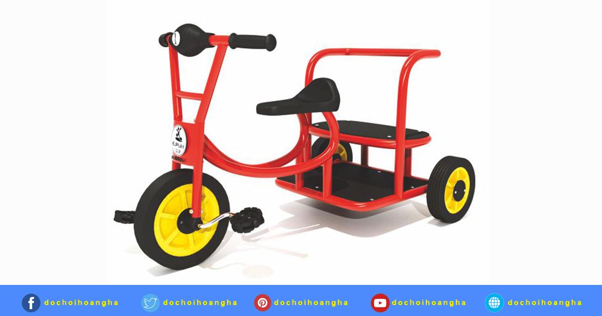Xe đạp 3 bánh trẻ em cao cấp do Hoàng Hà cung cấp
