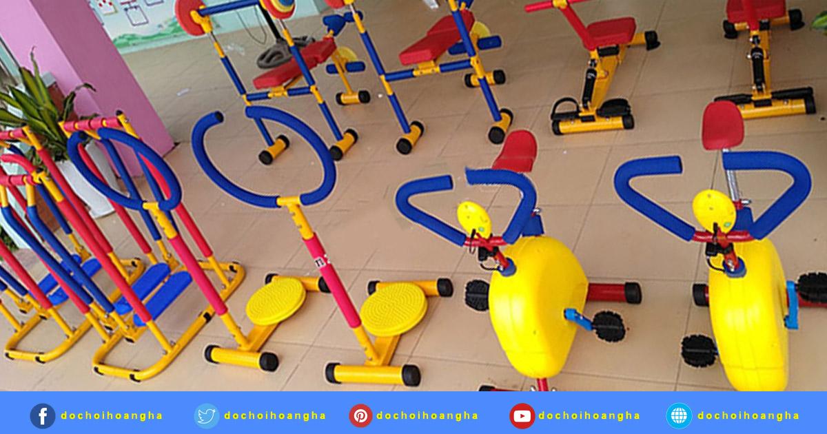 Lợi ích từ Bộ tập Gym trẻ em