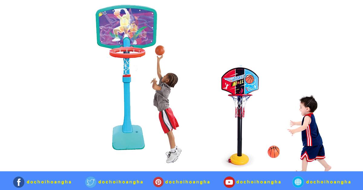 Đặc điểm nổi bật của đồ chơi bóng rổ mini cho bé
