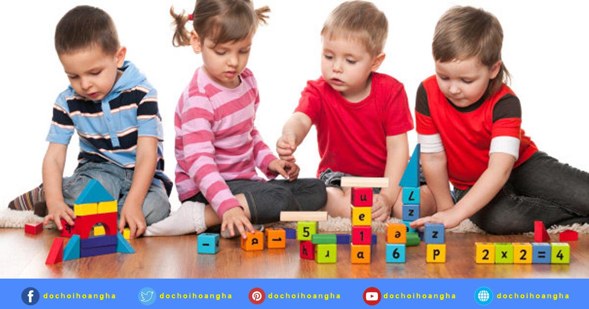 6 đặc điểm của đồ chơi khiến nhiều bé mê mẩn