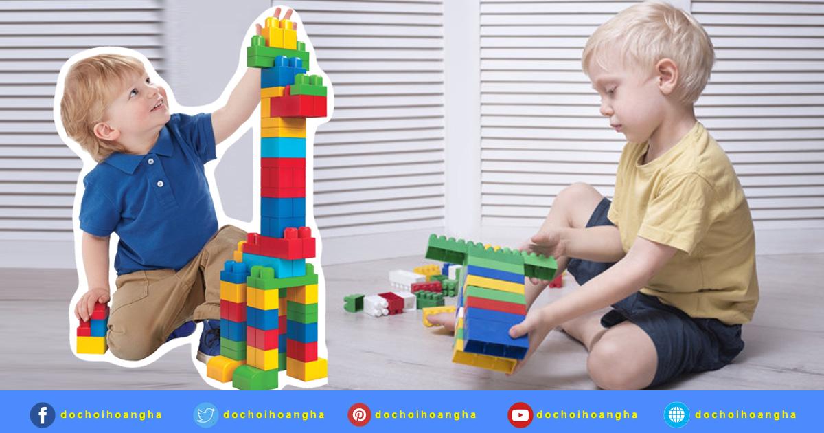 Tăng khả năng giao tiếp và làm quen bạn mới cho bé