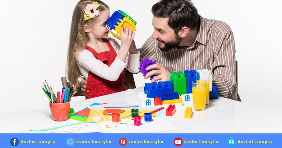 Các loại đồ chơi lắp ghép - lắp ráp hiện nay trên thị trường