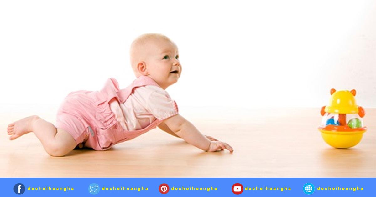 Đối với trẻ 8 tháng – 3 tuổi