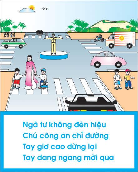 Bài tuyên truyền về an toàn giao thông