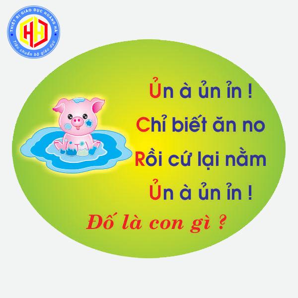 Câu Đố Vui Cho Bé Về Quả - Trường Mầm non 3