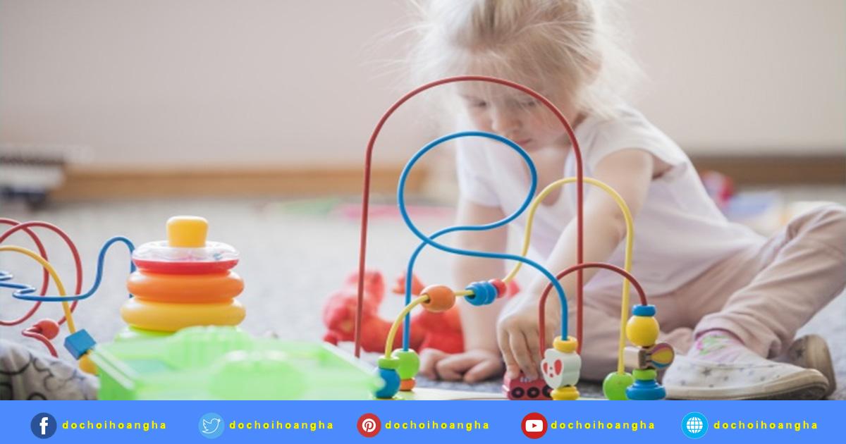 Lợi ích khi cho trẻ chơi đồ chơi giáo dục