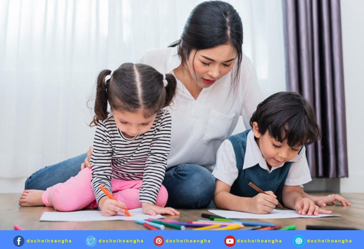 Phương pháp Montessori mang lại những kỹ năng gì cho trẻ?