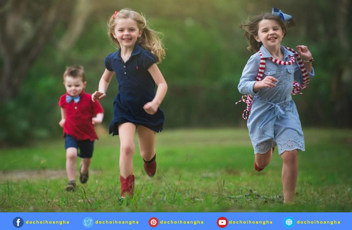 Tác dụng của tập luyện thể dục thể thao đối với trẻ mầm non