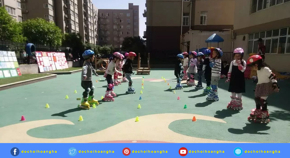 Phương pháp tổ chức trò chơi cho trẻ mầm non