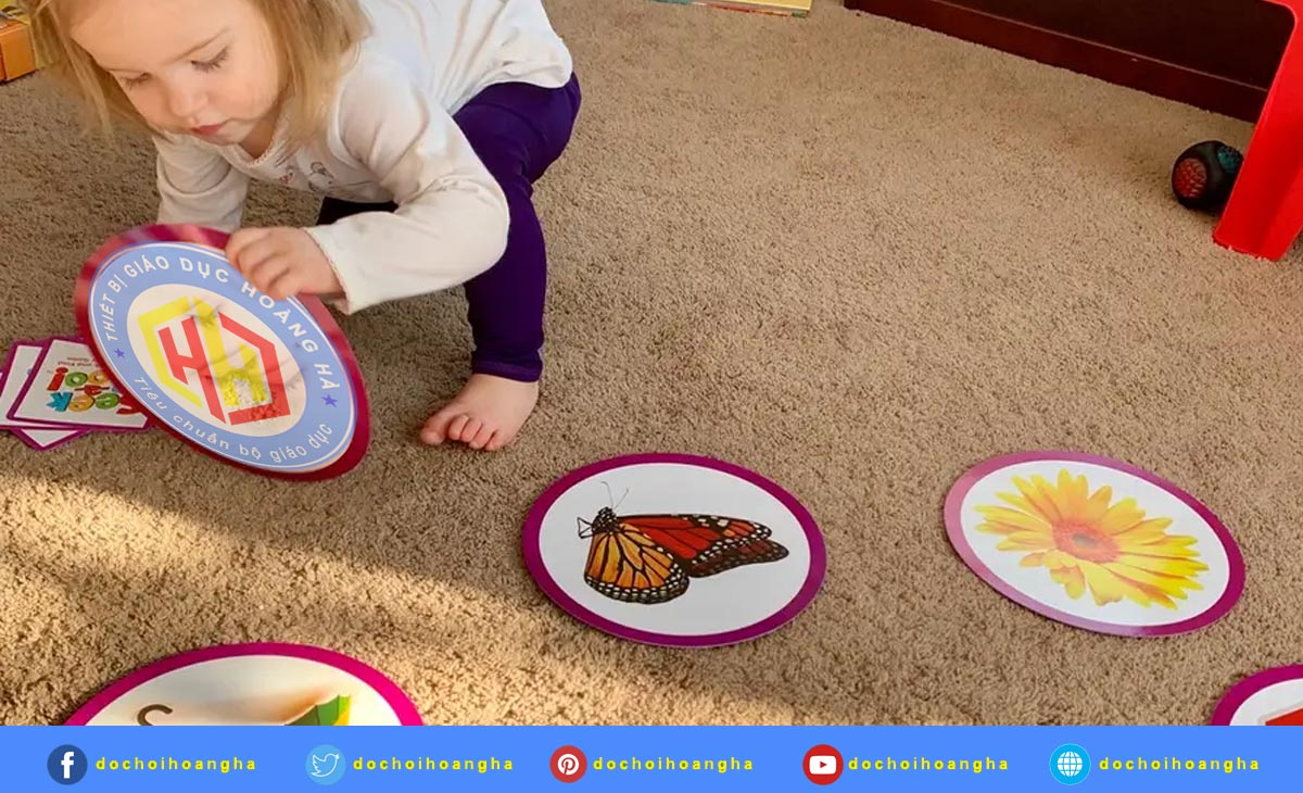Một số biện pháp giúp trẻ phát triển ngôn ngữ thông qua trò chơi