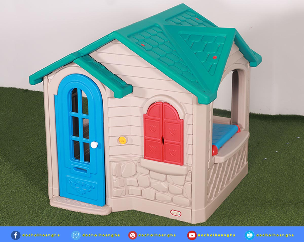 ngôi nhà búp bê đồ chơi nhật bản