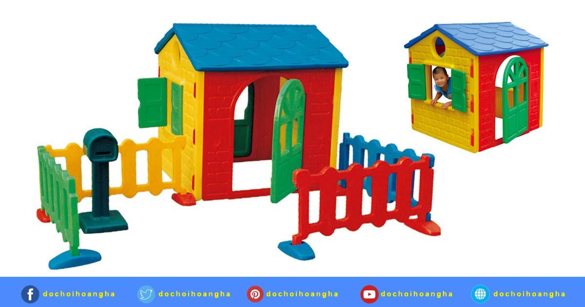 Lợi ích của ngôi nhà đồ chơi cho trẻ em