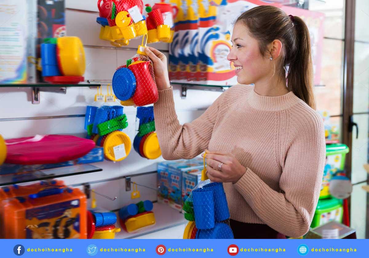 Những loại đồ chơi cho trẻ mầm non giúp trí tưởng tượng của bé phát triển