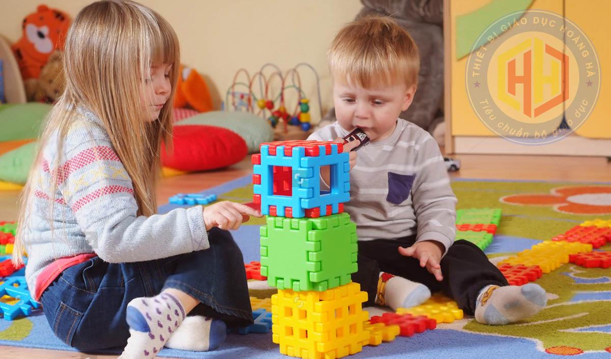 Các vấn đề đồ chơi an toàn cho trẻ em thường gặp