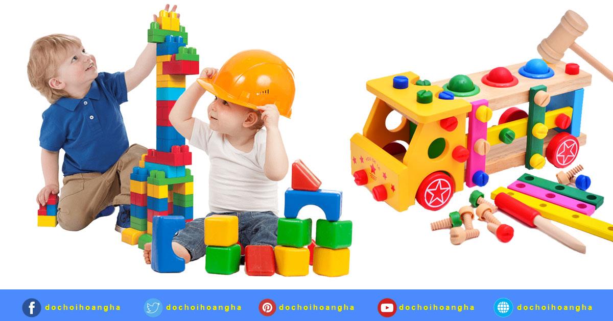 Kiểm tra chất liệu và sơn trong đồ chơi gỗ của trẻ