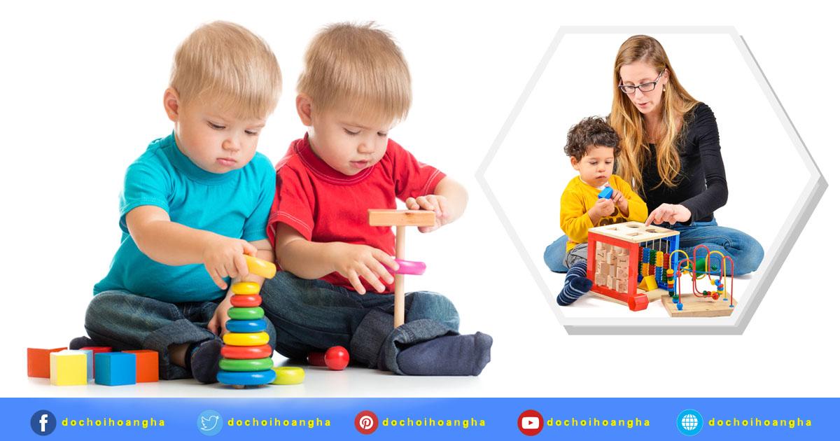 Đồ chơi an toàn cho bé nên lựa chọn theo những tiêu chí nào?