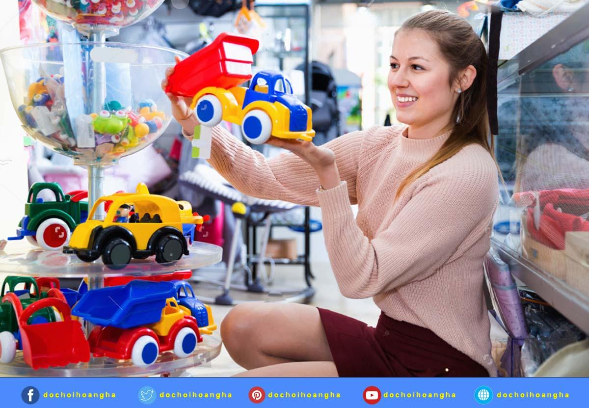 Đồ chơi cho trẻ mẫu giáo đặc điểm và tâm lý của lứa tuổi 3-6