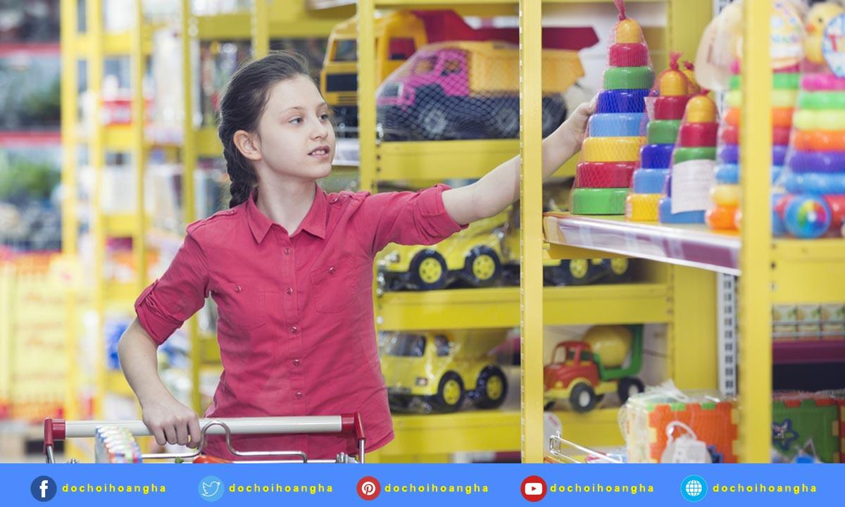 Mua đồ chơi cho trẻ mẫu giáo ở đâu?